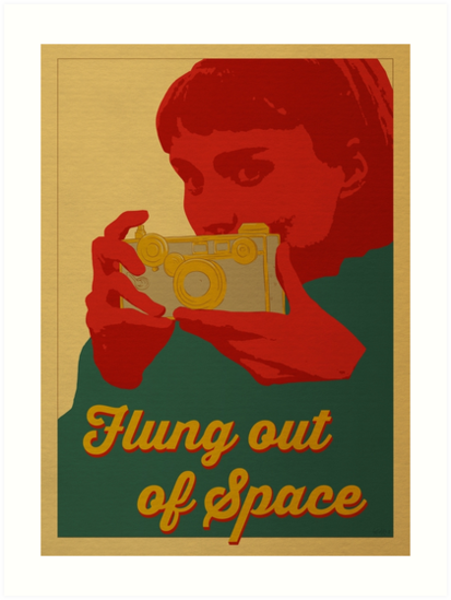Flung Out of Space by grendillo