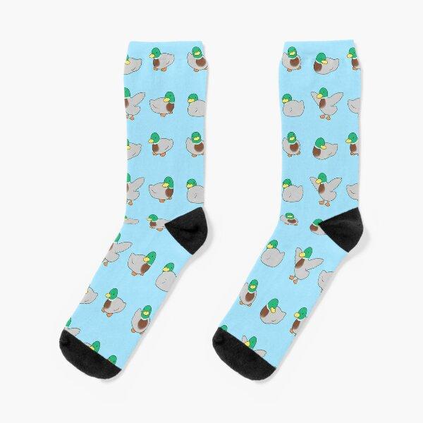 Ducks (mallard) Socks