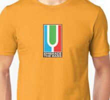 EMBRACE THE BASS - MUTRON Unisex T-Shirt