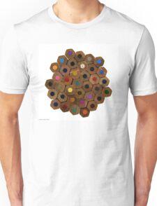 Pencils Unisex T-Shirt