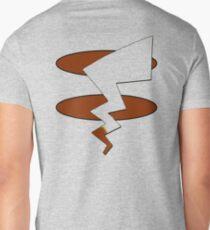 Pikachu - Pokemon inspired design Mens V-Neck T-Shirt