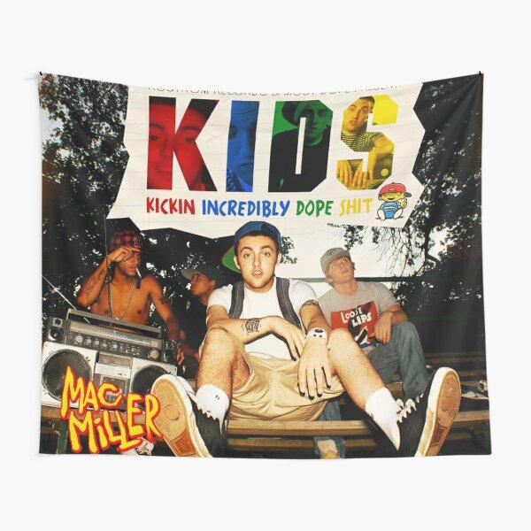 kids memory mac Tapestry
