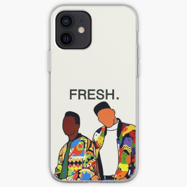 Prince of Bel Air Artwork Goodies iPhone Soft Case