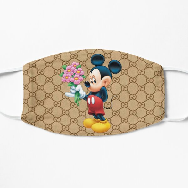 Flower Mouse Mask