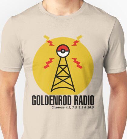 Goldenrod Radio (Alternate) T-Shirt