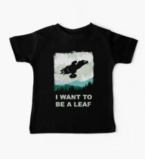 I Want To Be A Leaf (Serenity & The X-Files) Baby Tee
