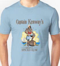 Captain Kenways Original-Rum Unisex T-Shirt