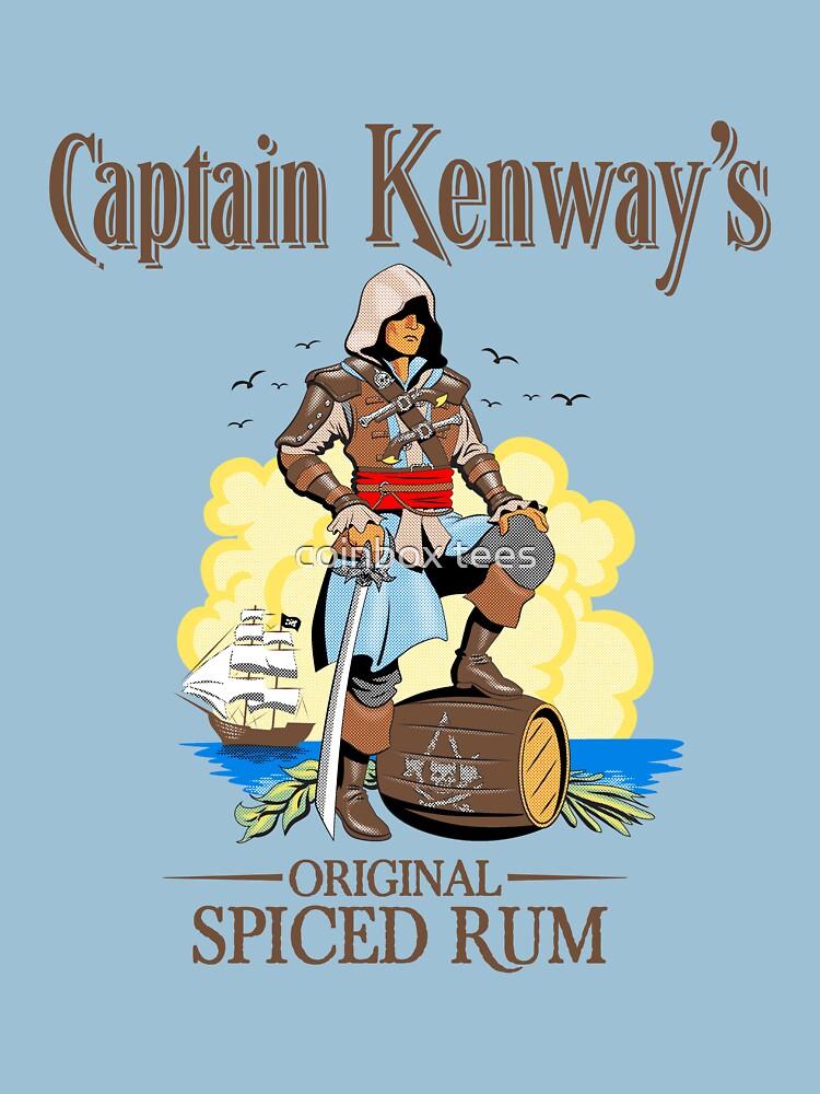 Captain Kenway's original rum | Unisex T-Shirt
