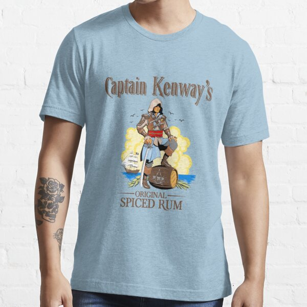 Le rhum original du capitaine Kenway T-shirt essentiel