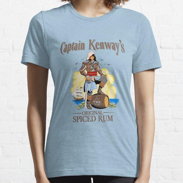 Le rhum original du capitaine Kenway T-shirt essentiel