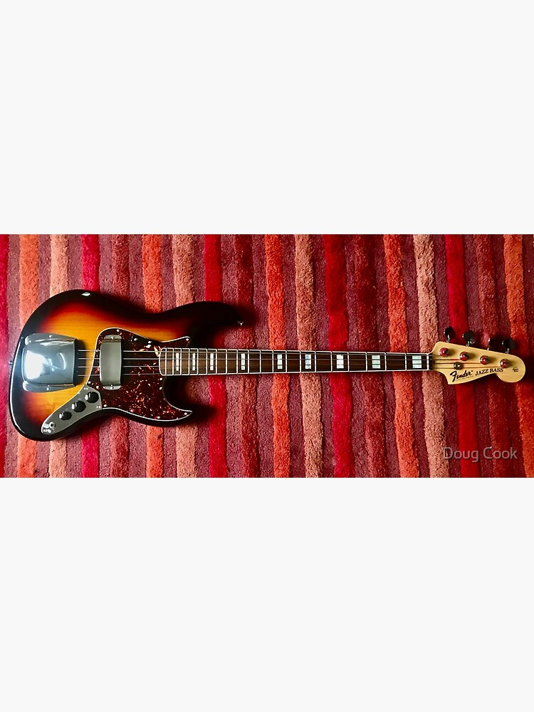 Jazz Bass by DougCook