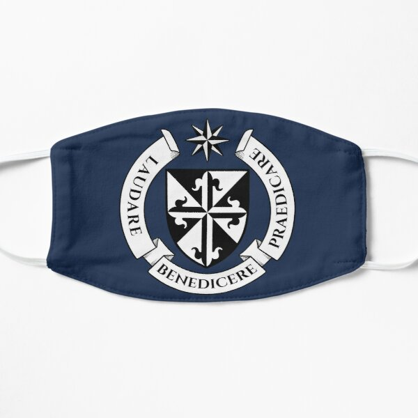 Dominican Order Coat of Arms Mask