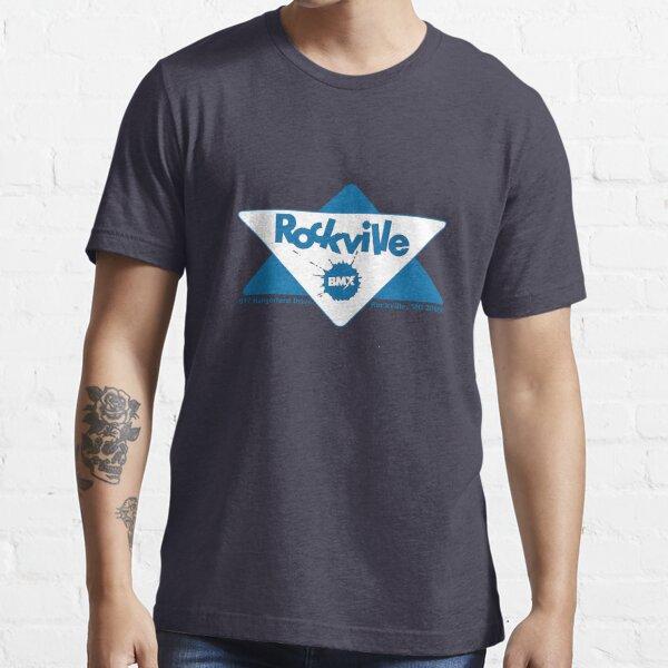 RBMX-Design 3-Blue and White Essential T-Shirt