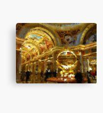 Las Vegas Venetian Canvas Print