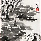 Hotei by Origa
