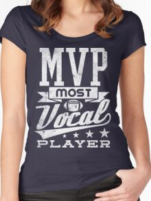 MVP Women's Fitted Scoop T-Shirt