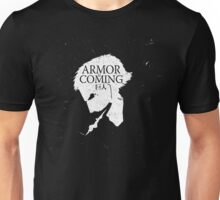 Armored Titan is Coming Unisex T-Shirt