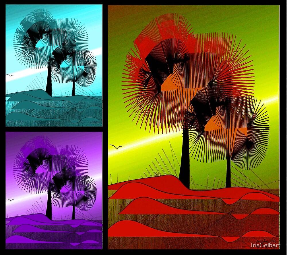 Autumn shades 2 by IrisGelbart