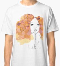 Afro Girl Classic T-Shirt
