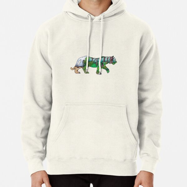 #saveourplanet for the tigers Pullover Hoodie