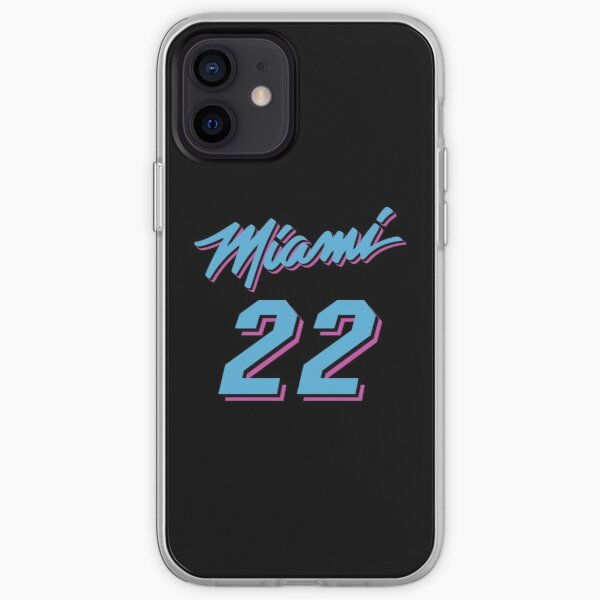 Jimmy Butler Miami Heat Vice Jersey Coque souple iPhone