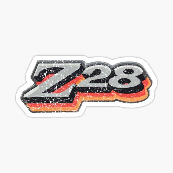 1978 Camaro Z28 Emblem Sticker