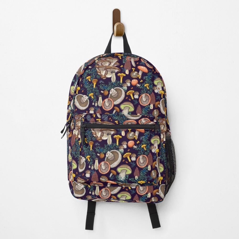 Dark dream forest Backpack