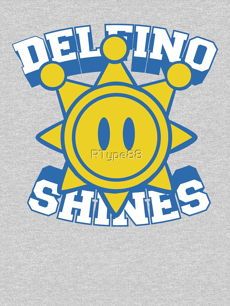 Delfino Shines - Colour | Unisex T-Shirt