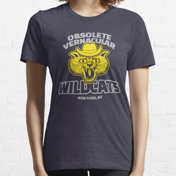 Obsolete Vernacular Wildcats (Royal Tenenbaums) Essential T-Shirt