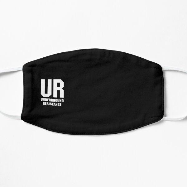 Underground Resistanc Merch Flat Mask