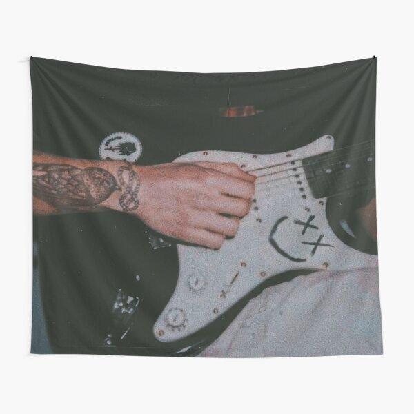 Louis Tomlinson guitar Tapestry