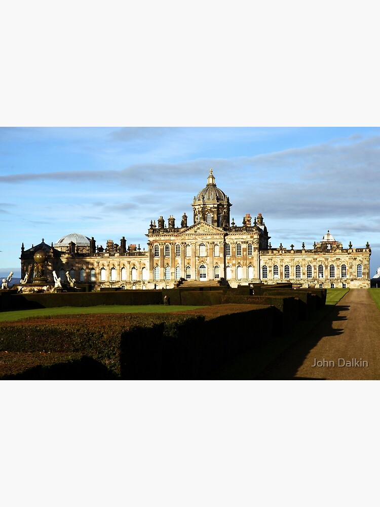 Castle Howard by JohnDalkin