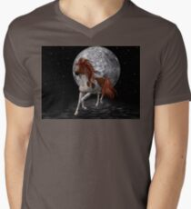 Stallion by the light of the moon T-Shirt
