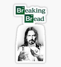 Breaking Bread Sticker