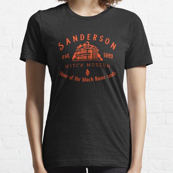 Sanderson Witch Museum Est. 1693 Essential T-Shirt