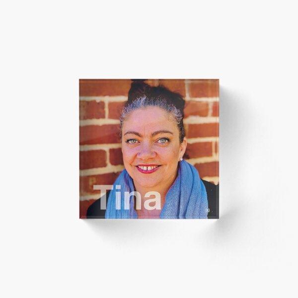 Tina Gunter Acrylic Block