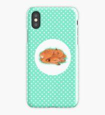 Sleeping Deer iPhone Case