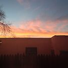 Santa Fe Sunsetting by Talia Felix