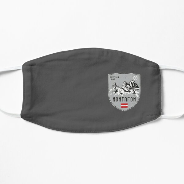 Montafon Austria Emblem  Mask