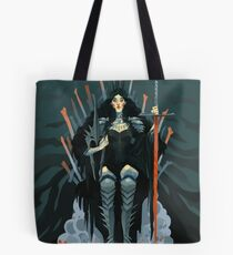 The Witchqueen Tote Bag