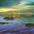 Evening Swim by Igor Zenin