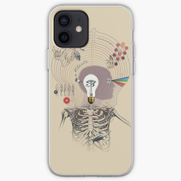Vibrations in a Case iPhone Soft Case