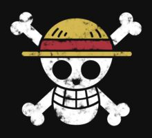 Strawhat Jolly Roger | Women's T-Shirt