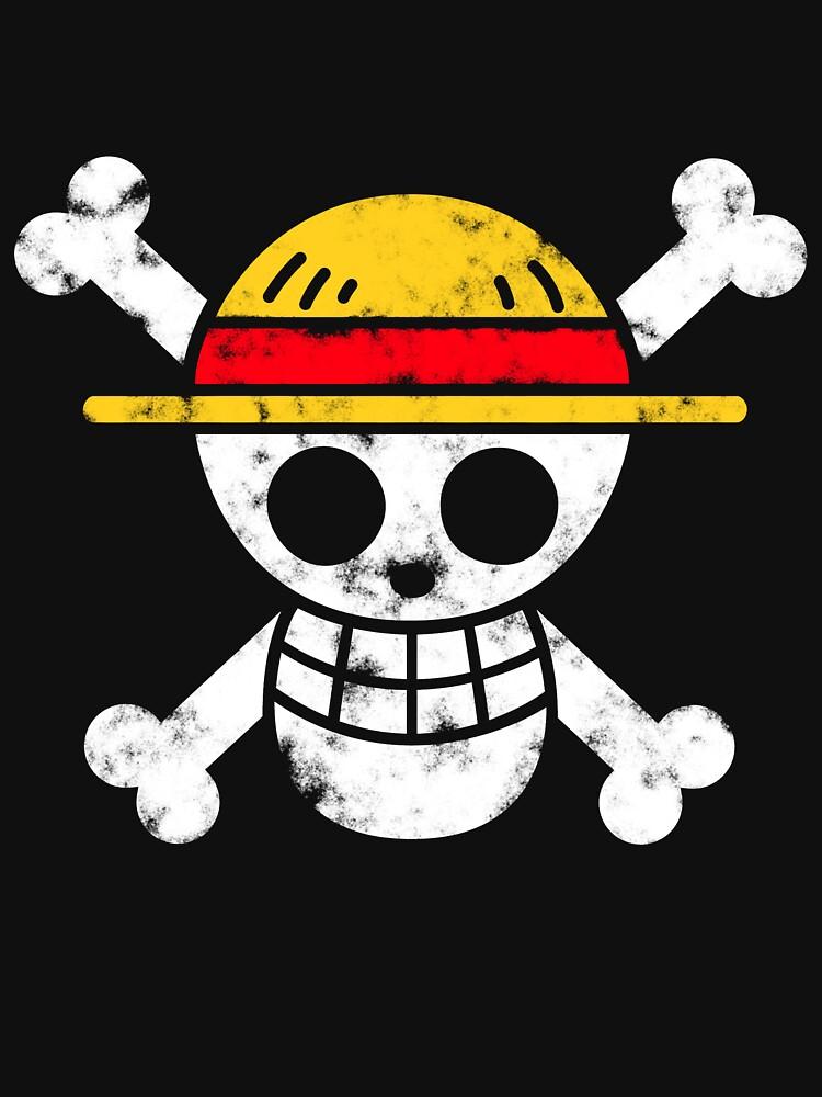 Strawhat Jolly Roger | Women's T-Shirt