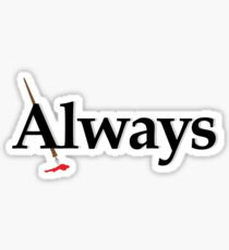 Always Castle Sticker