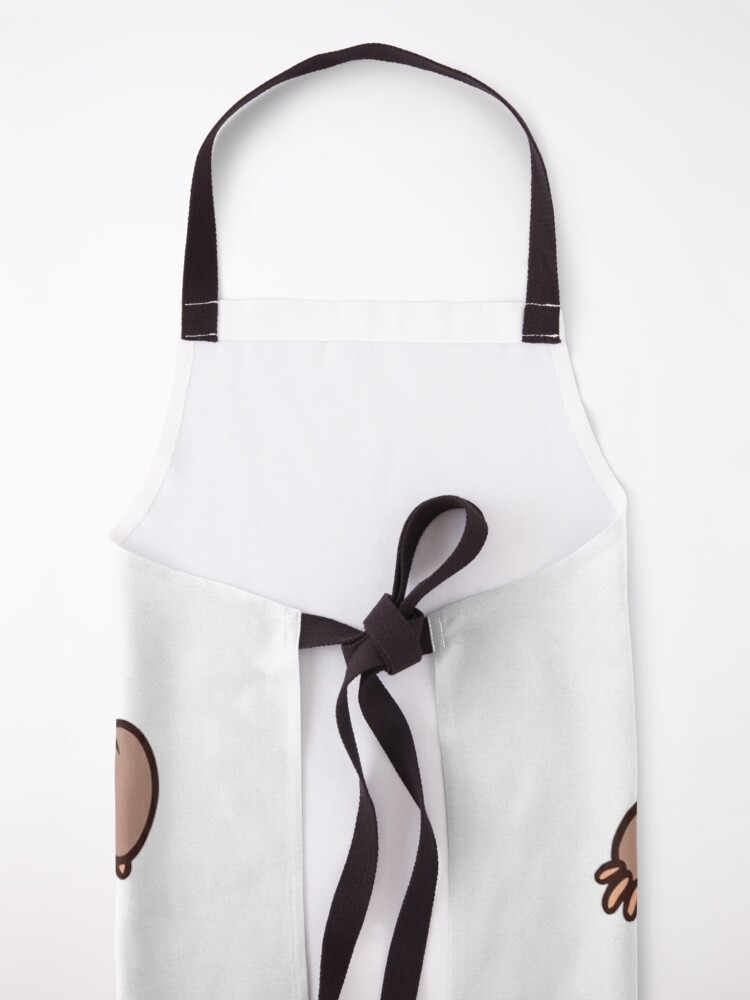Alternate view of SLOTH DONUT Apron