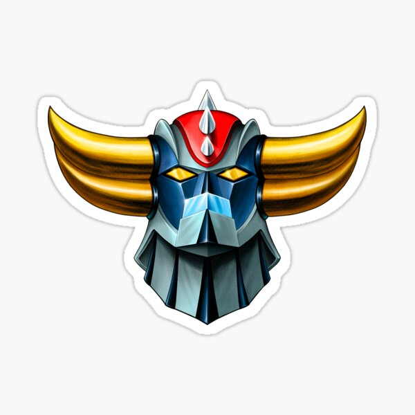 GRENDIZER GO !! Sticker