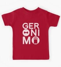 GERONIMO Kids Clothes
