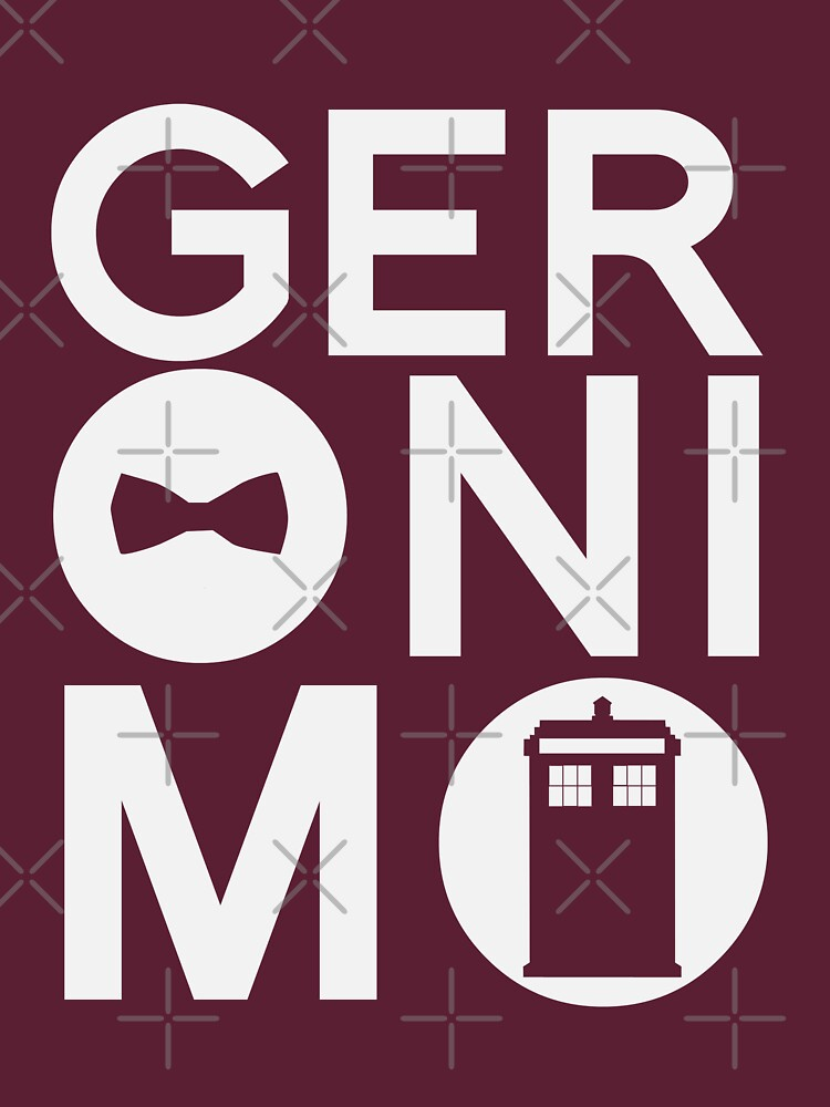 GERONIMO by Jsicawhit