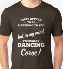 Dancing Ceroc! T-Shirt